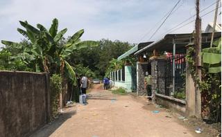 Hàng xóm mô tả đặc điểm nhận diện đôi khách trọ vụ 2 thi thể bị vùi bê tông
