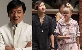 bạn gái đồng tính Andi của con gái riêng Thành Long đề nghị Ngô Trác Lâm nối lại tình cha con