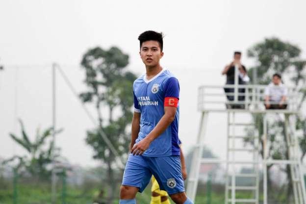 Tiền vệ Việt kiều Martin Lò tiếp tục tỏa sáng trong màu áo CLB Phố Hiến