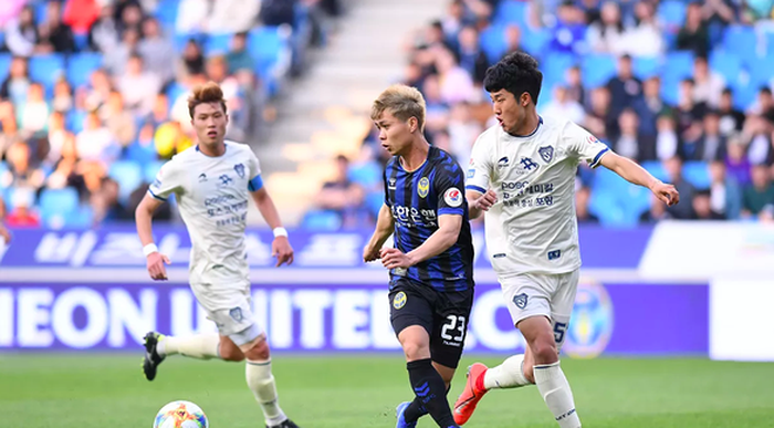 Lịch thi đấu vòng 12 K.League 2019