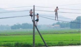 Thông tin mới nhất vụ 4 học sinh bị điện giật thương vong khi tắm ao ở Sơn La
