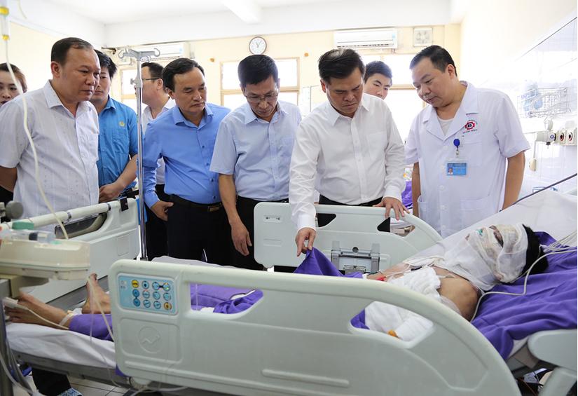 Thông tin mới nhất về các nạn nhân vụ cháy khí mêtan khiến 5 người thương vong ở Quảng Ninh 2