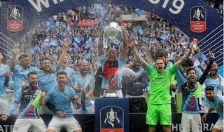 Manchester City giành 'cú ăn 3,' làm nên điều chưa từng có trong lịch sử