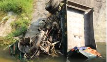Hà Giang: Xe tải mất lái lao xuống vực sâu, 3 người thương vong