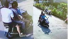 Thái Bình: Xe máy kẹp 3 gây tai nạn khiến nạn nhân nguy kịch rồi bỏ trốn