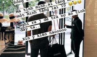 Được Kim Lý tặng 2 túi hàng hiệu, Hồ Ngọc Hà hứa trả gấp 10