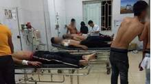 Hòa Bình: Hàng chục trai làng hỗn chiến trong đêm, nhiều người nhập viện
