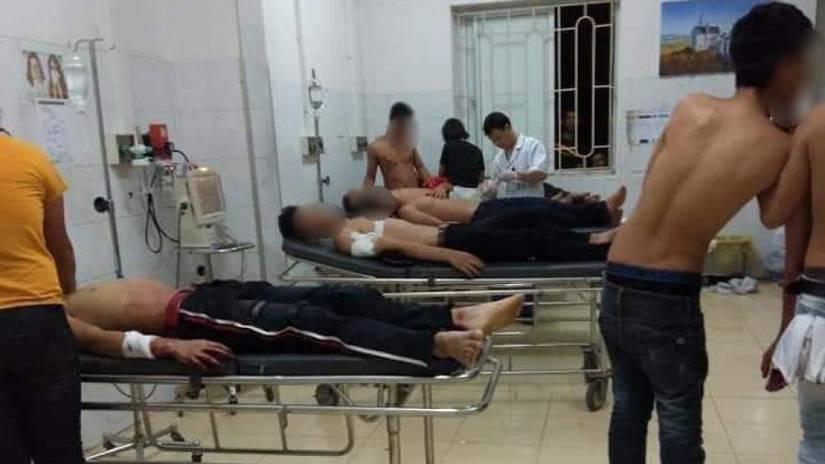 Sức khoẻ 8 n.ạn nhân bị thươngđã tạmổn nhưng chưa thể xuất viện