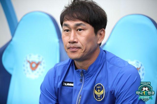 HLV Yoo Sang Chul không buồn sau thất bại của Incheon United.