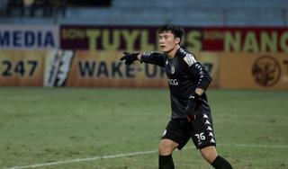 Bùi Tiến Dũng nói gì khi có màn ra mắt kém ấn tượng trong màu áo Hà Nội FC?