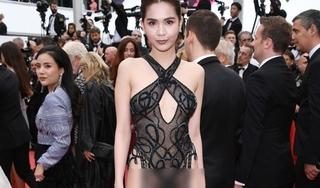 Bộ VH-TT&DL lên tiếng việc Ngọc Trinh ăn mặc phản cảm tại LHP Cannes