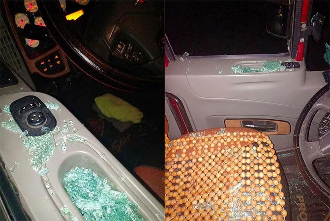 Phú Thọ: Điều tra thông tin nhóm đối tượng dùng ná bắn xe ô tô qua đường
