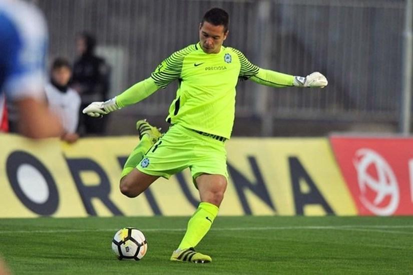 Thủ môn Filip Nguyễn không thiết tha với việc khoác áo đội tuyển Việt Nam