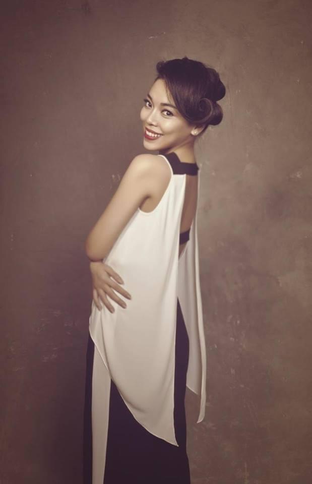 Hà Linh tham dự Festival âm nhạc châu Á tại Trung Quốc