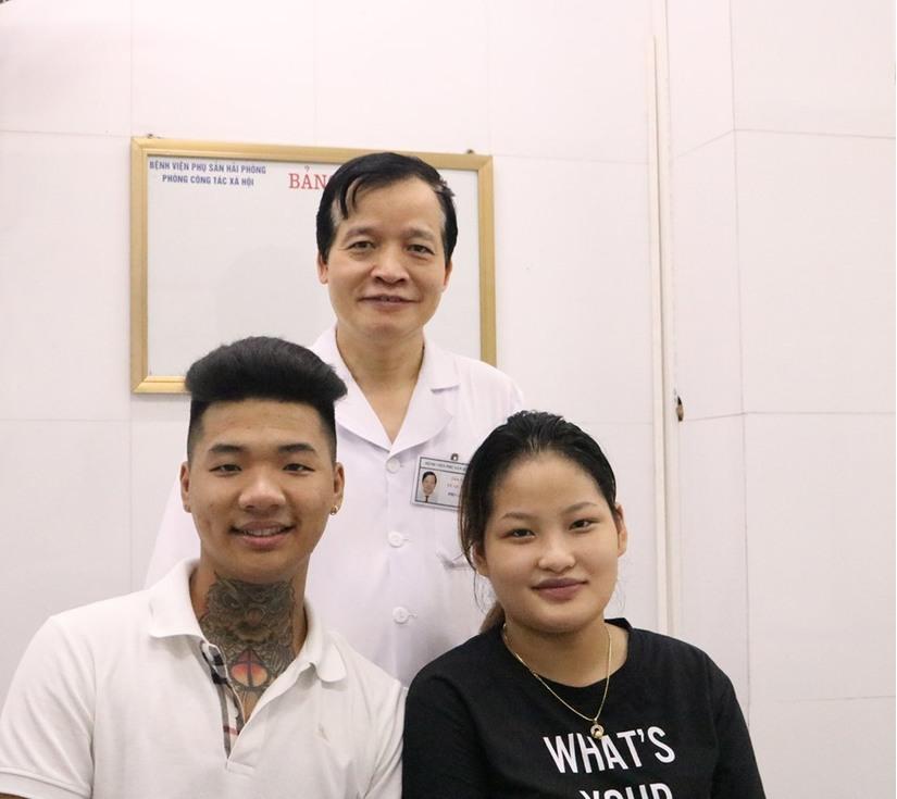 Sau cú ngã tại nhà, sản phụ Hải Phòng được bác sĩ báo đã vỡ tử cung 2