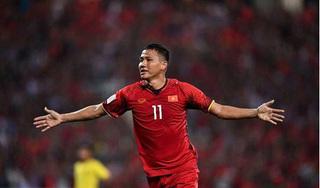 'HLV Park Hang Seo nên gọi trở lại tiền đạo Anh Đức'