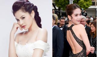 Ngọc Trinh mặc phản cảm ở LHP Cannes, cựu siêu mẫu Vũ Thu Phương phản ứng gay gắt