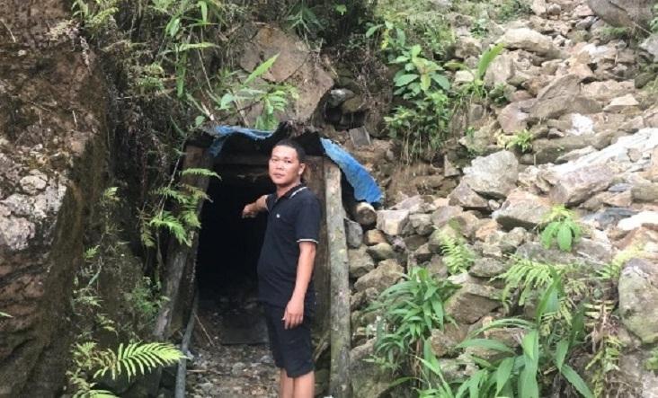 Quảng Nam: Nhóm dùng mìn khai thác vàng bị triệt phá