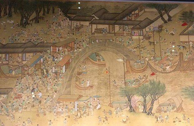 Đoạn thành cổ đời Đường do Cao Biền xây dựng vừa được các nhà nghiên cứu Trung Quốc khai quật tại Thành Đô