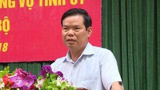 Ông Triệu Tài Vinh trực tiếp yêu cầu kiểm điểm vụ gian lận thi cử