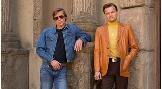 Brad Pitt đóng phim cùng Leonardo DiCaprio trong 'Chuyện ngày xưa ở… Hollywood'