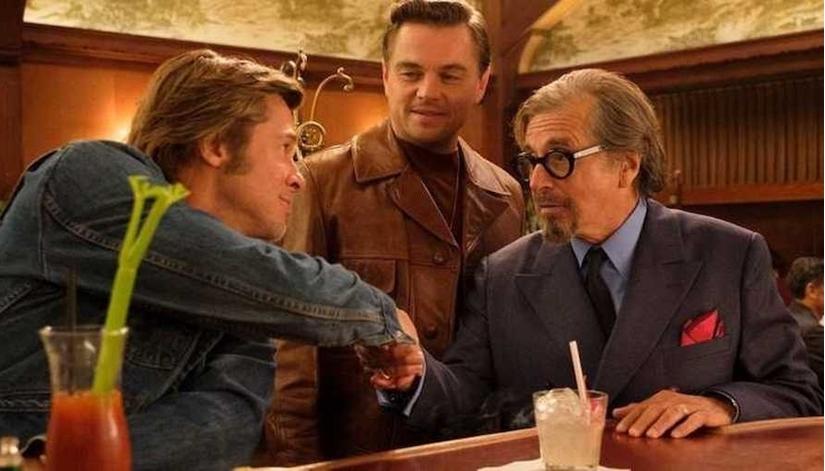 Brad Pitt đóng cùng Leonardo DiCaprio trong 'Chuyện ngày xưa ở… Hollywood'
