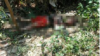Tá hoả phát hiện thi thể nam thanh niên trong vườn cây