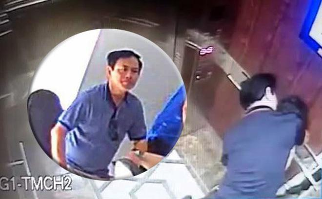 Cựu Viện phó VKSND 'nựng' bé gái trong thang máy sắp hầu tòa