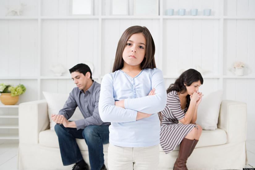 Kết thúc không ngờ của việc 'chia phe' trong gia đình