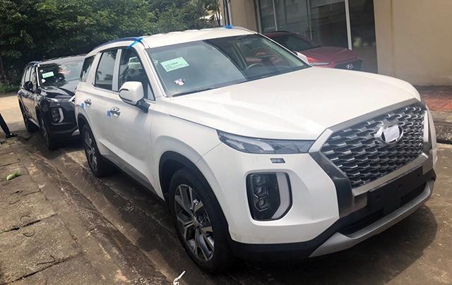 Hyundai Palisade liên tục xuất hiện, khả năng sẽ được bán tại Việt Nam?