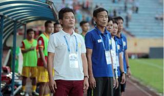Tân HLV Nam Định nói gì về trận quyết đấu với Hà Nội FC?