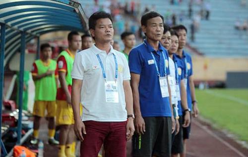 Tân HLV Nam Định tự tin nói về trận tiếp đón Hà Nội FC thuộc vòng 11
