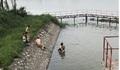 CSGT Hà Nam cứu sống bé gái 10 tuổi bị đuối nước