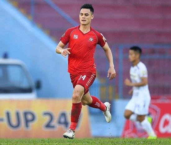 HLV Park Hang Seo cân nhắc triệu tập cầu thủ Việt kiều Adriano Schmid