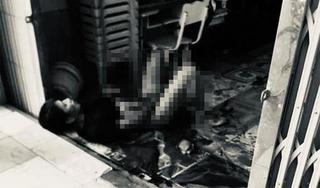 Sự thật về hình ảnh người chồng gục trên vũng máu vì bị vợ cắt đứt 'của quý'