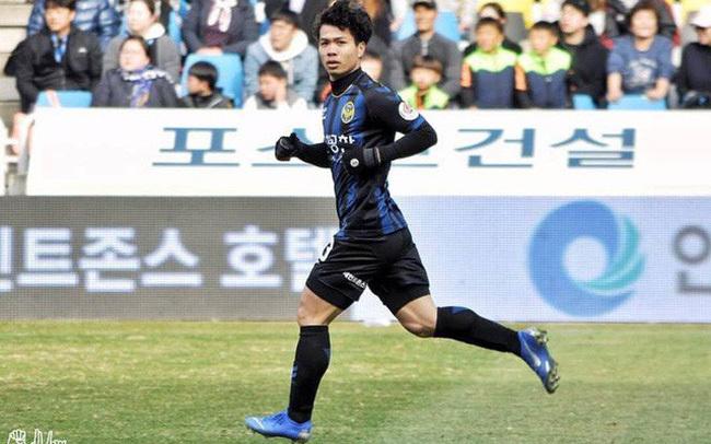 CLB Incheon United nhận trận thua bạc nhược trước