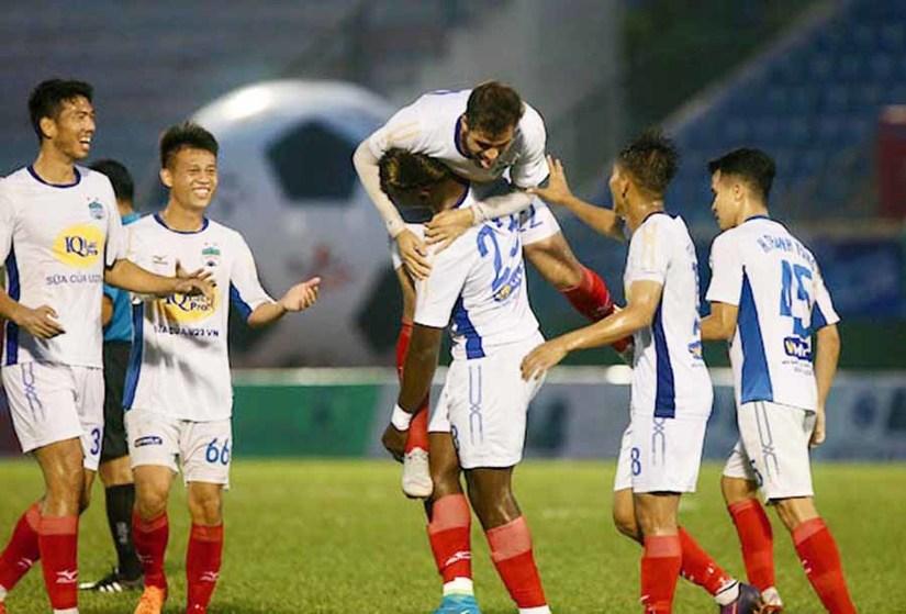 CLB HAGL đón tin vui trước trận quyết đấu với Đà Nẵng