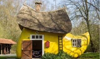 Ngỡ ngàng với những ngôi nhà độc đáo nhất thế giới