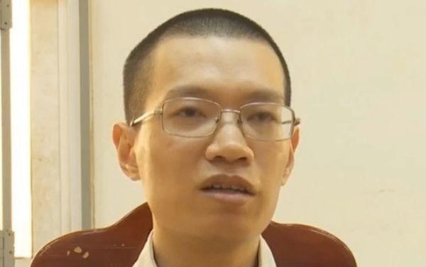 Nguyễn Anh Tú, kẻ sát hại, hiếp dâm, cướp tài sản nữ sinh trong phòng trọ.