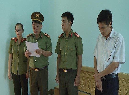Gia thế 8 thí sinh được Phó GĐ Sở GD Sơn La nâng điểm