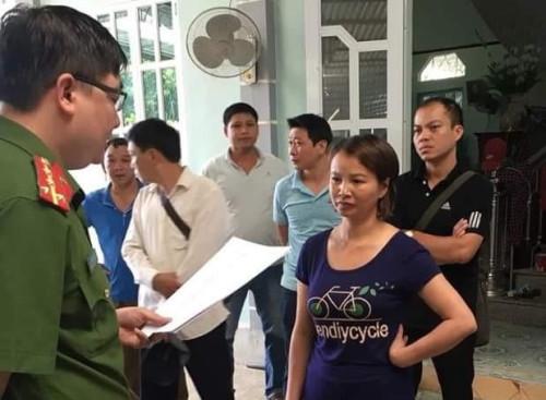 Những phát ngôn đáng chú ý của mẹ nữ sinh giao gà ở Điện Biên trước khi bị bắt