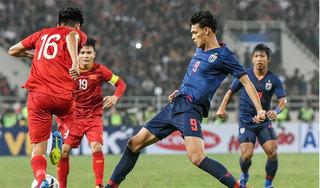 Thái Lan bất ngờ ưu ái tuyển Việt Nam tại King's Cup 2019