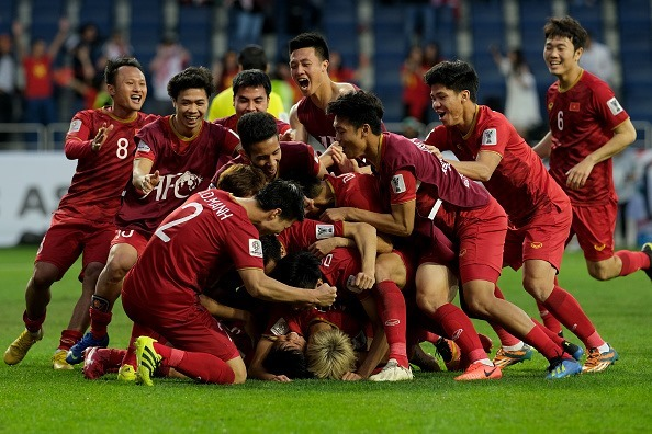 danh sách đội tuyển Việt Nam chuẩn bị cho King's Cup 2019