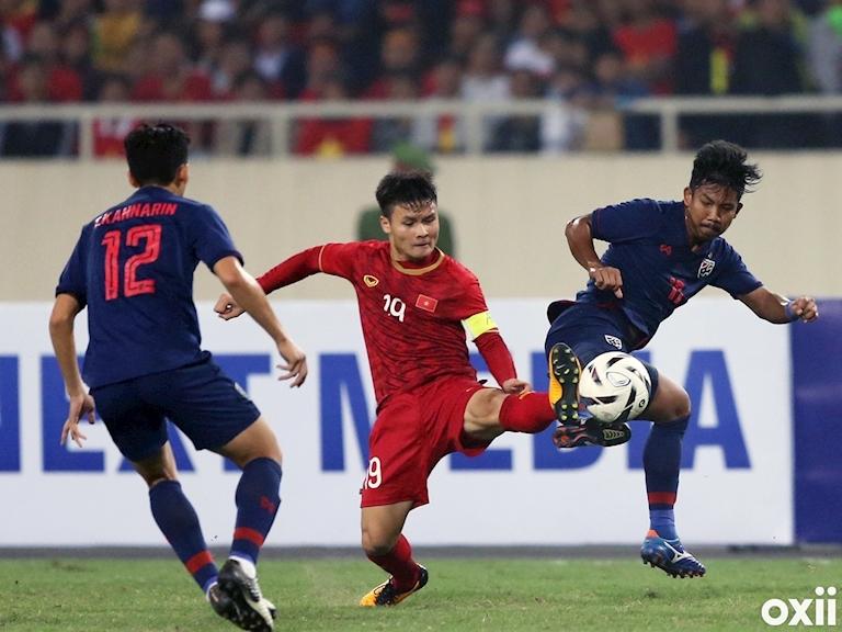 Đội tuyển Việt Nam tại King's Cup 2019 vào đầu tháng 6
