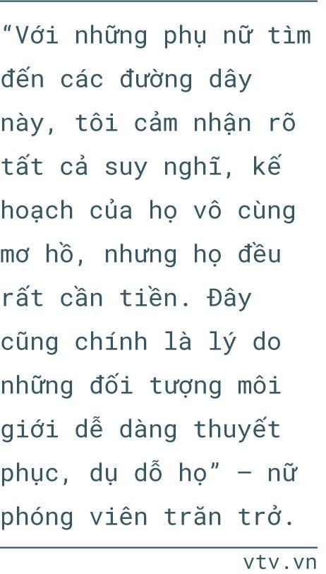 Phóng viên Nguyễn Ngân và 3 tháng nhập vai phụ nữ mang thai hộ