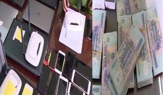 Công an Thanh Hóa triệt phá đường dây đánh bạc lên tới 4000 tỷ