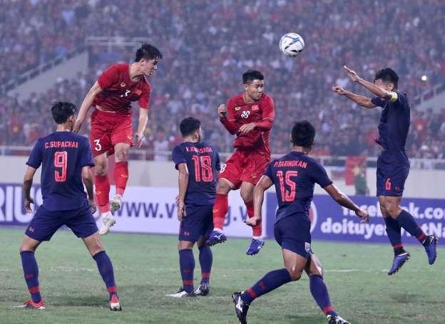 Đội tuyển Việt Nam sẽ so tài với Thái Lan tại King's Cup vào đầu tháng 6 tới