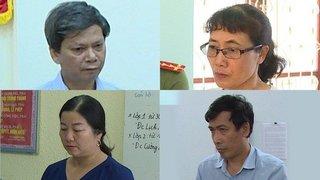 42 người thân các thí sinh được nâng điểm ở Sơn La nói gì khi bị triệu tập?