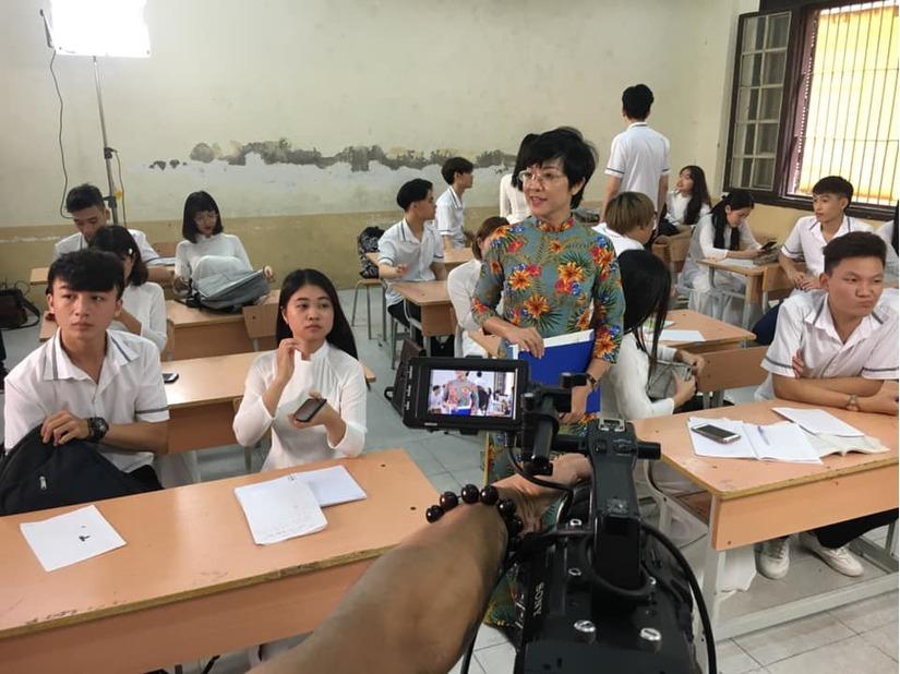 Giang Còi làm phim về tệ nạn học đường dài 500 tập