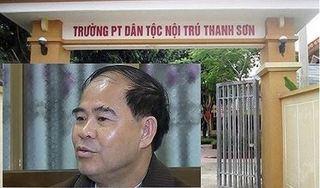 Tình tiết mới nhất vụ hiệu trưởng dâm ô hàng loạt học sinh nam ở Phú Thọ